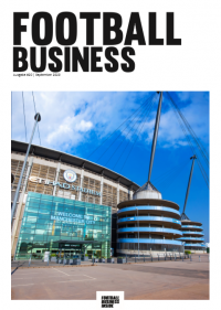 Cover Football Business Magazin